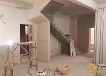 Отделка дома в Центральном районе г.Тольятти